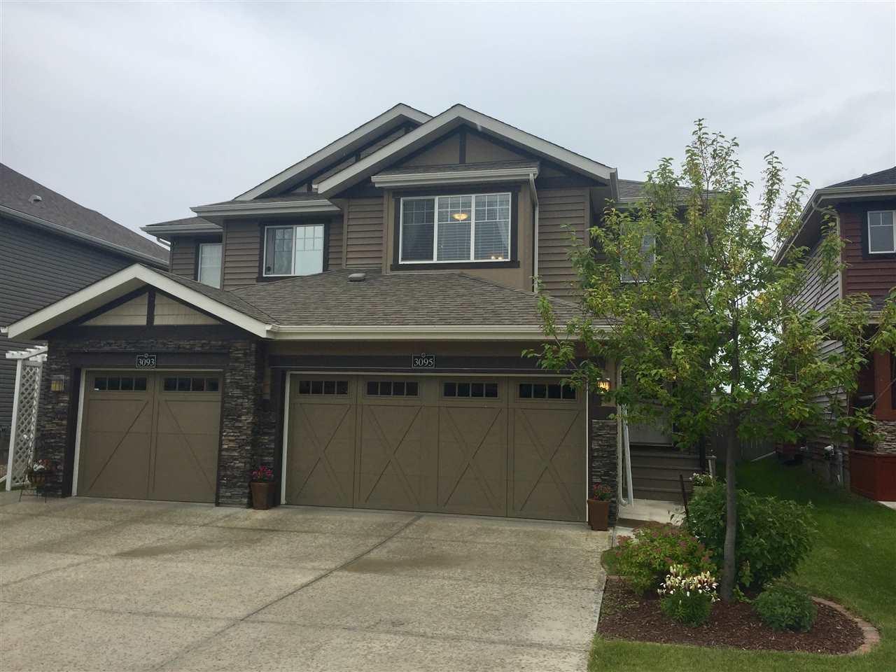 3095 WHITELAW Drive, Edmonton, AB T6W 0T7