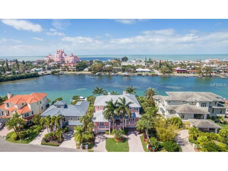 1 MANGROVE POINT, ST PETE BEACH, FL 33706