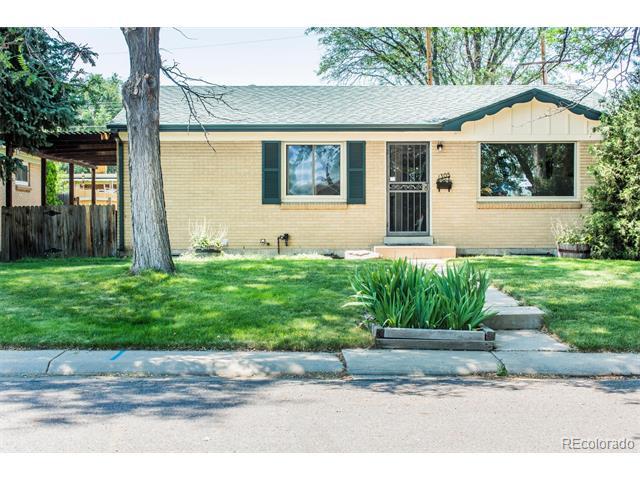 1305 S Benton Street, Lakewood, CO 80232