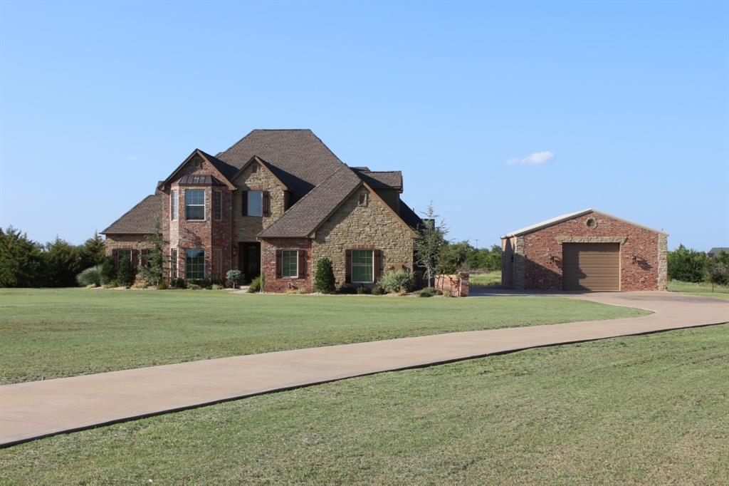 8166 Carolina Court, Piedmont, OK 73078