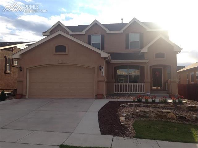 8026 Mount Hayden Drive, Colorado Springs, CO 80924