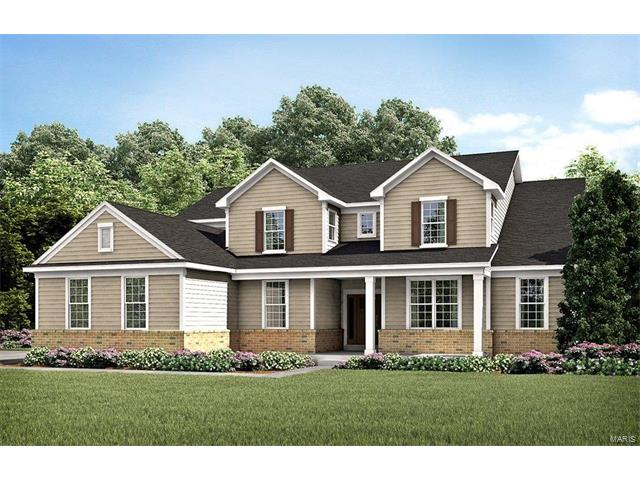 The Meadowview (TBB) Court, Des Peres, MO 63131
