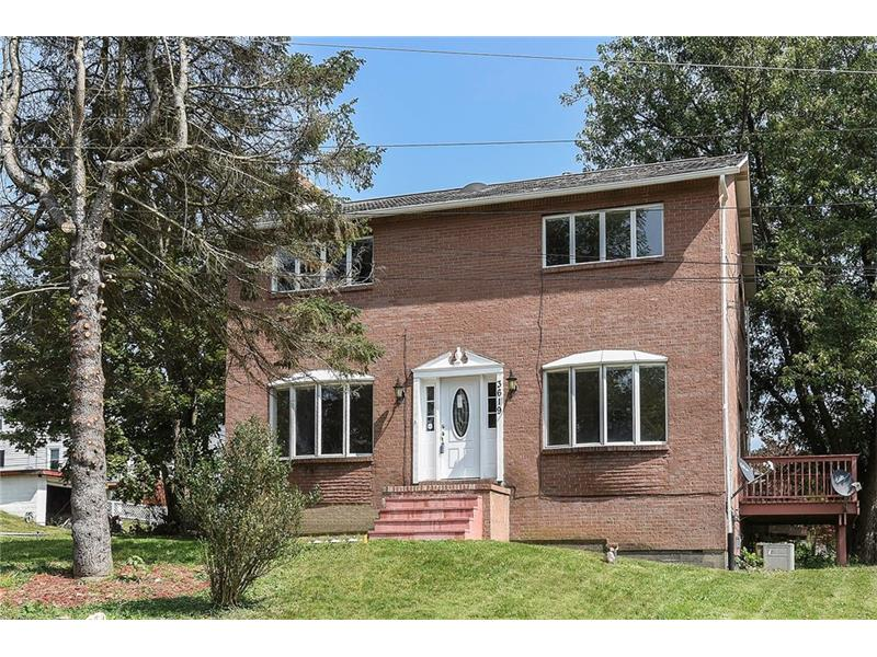 3619 Downing St, South Park, PA 15129