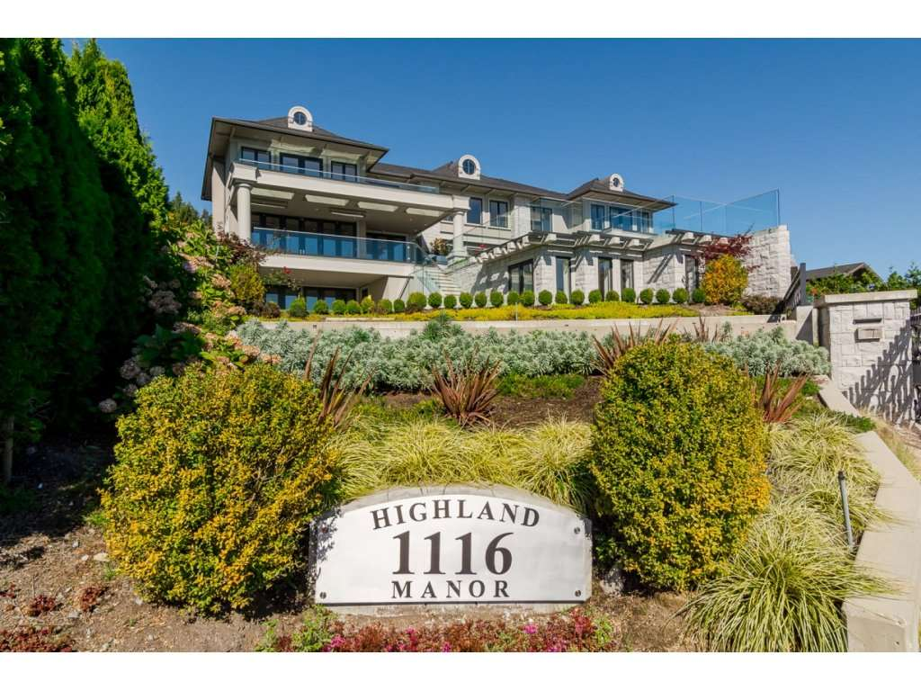 1116 HIGHLAND PLACE, West Vancouver, BC V7S 2H5