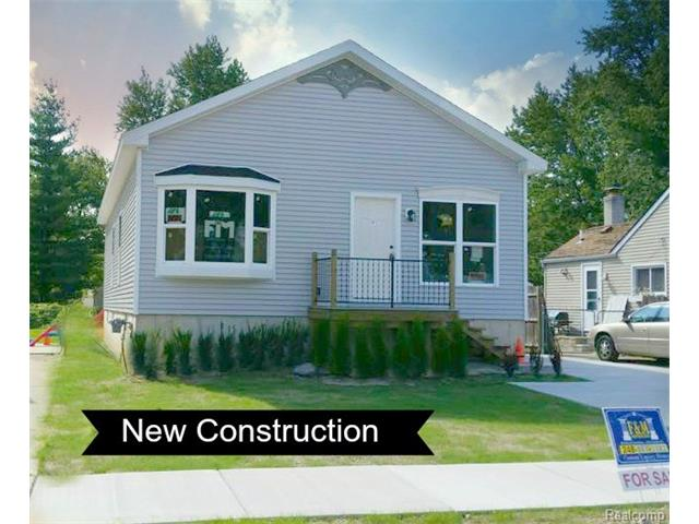 27097 ALGER Boulevard, Madison Heights, MI 48071
