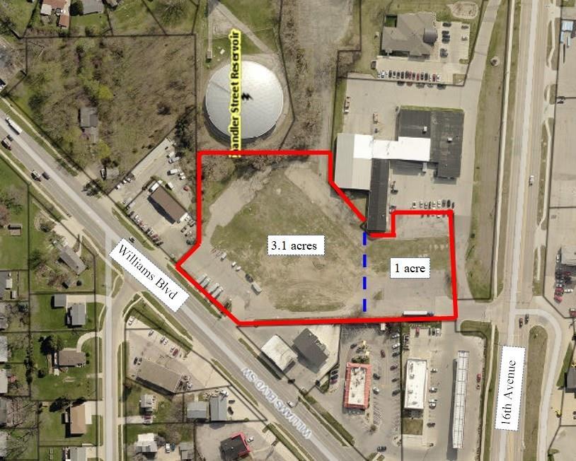 2501 WILLIAMS Boulevard SW, Cedar Rapids, IA 52404