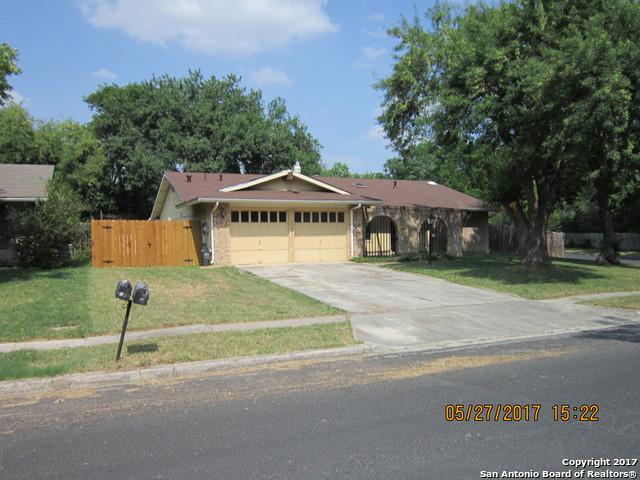 8602 TUXFORD, San Antonio, TX 78239