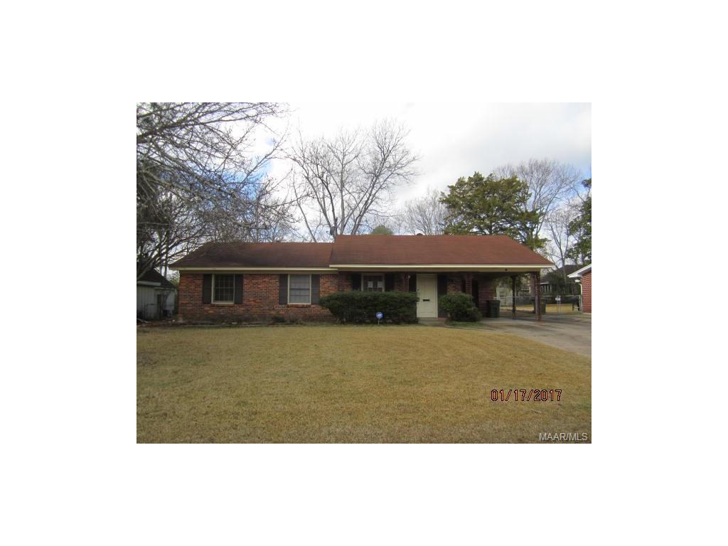 1812 Gillespie Drive, Montgomery, AL 36106