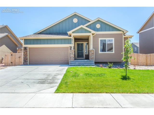 6615 Stingray Lane, Colorado Springs, CO 80925