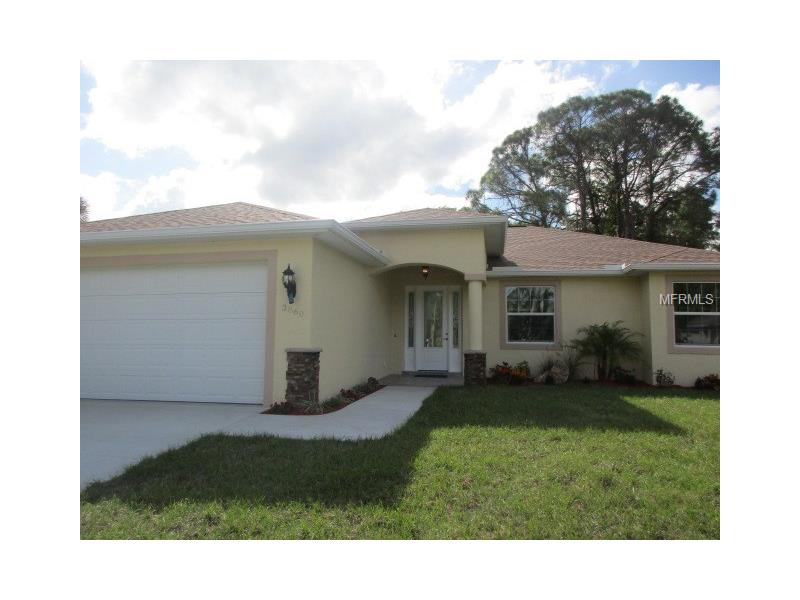 3860 PETUNIA TERRACE, NORTH PORT, FL 34286