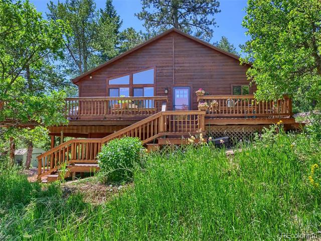 210 Truman Avenue, Palmer Lake, CO 80133