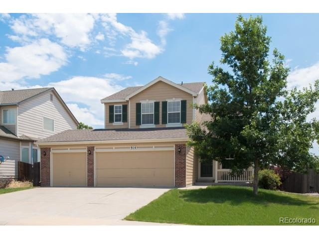 914 Sundown Drive, Castle Rock, CO 80104