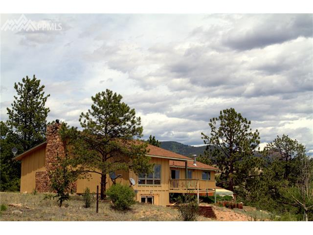 30893 COUNTY 77 Road, Lake George, CO 80827