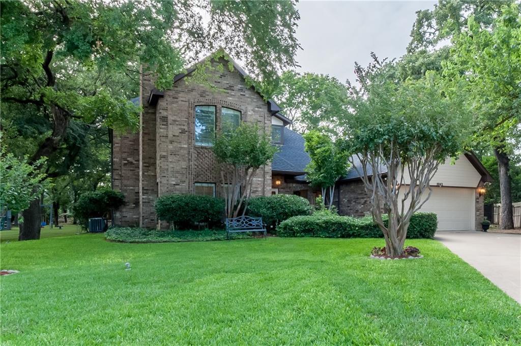 5042 Creekwood Drive, Flower Mound, TX 75028