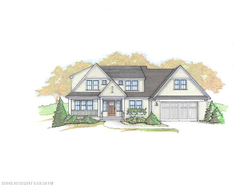 Lot 12 Stone Ridge RD , Falmouth, ME 04105