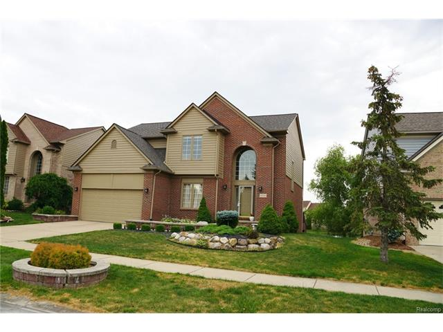 13215 WENDOVER Drive, Plymouth Twp, MI 48170