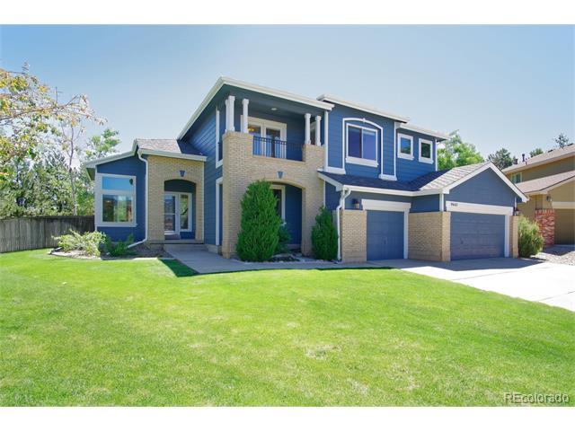 9642 Millstone Court, Highlands Ranch, CO 80130