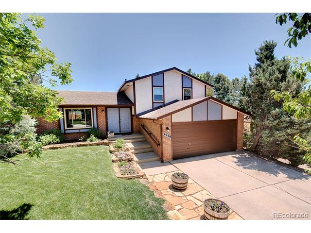 4959 Wood Brook Court, Colorado Springs, CO 80917