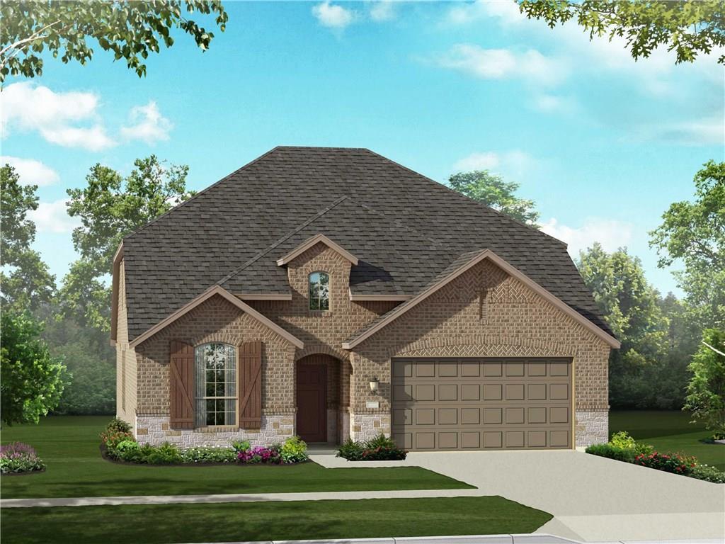 1609 Beauregard Point Drive, St Paul, TX 75098