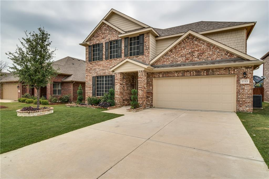 1333 Water Lily Drive, Little Elm, TX 75068
