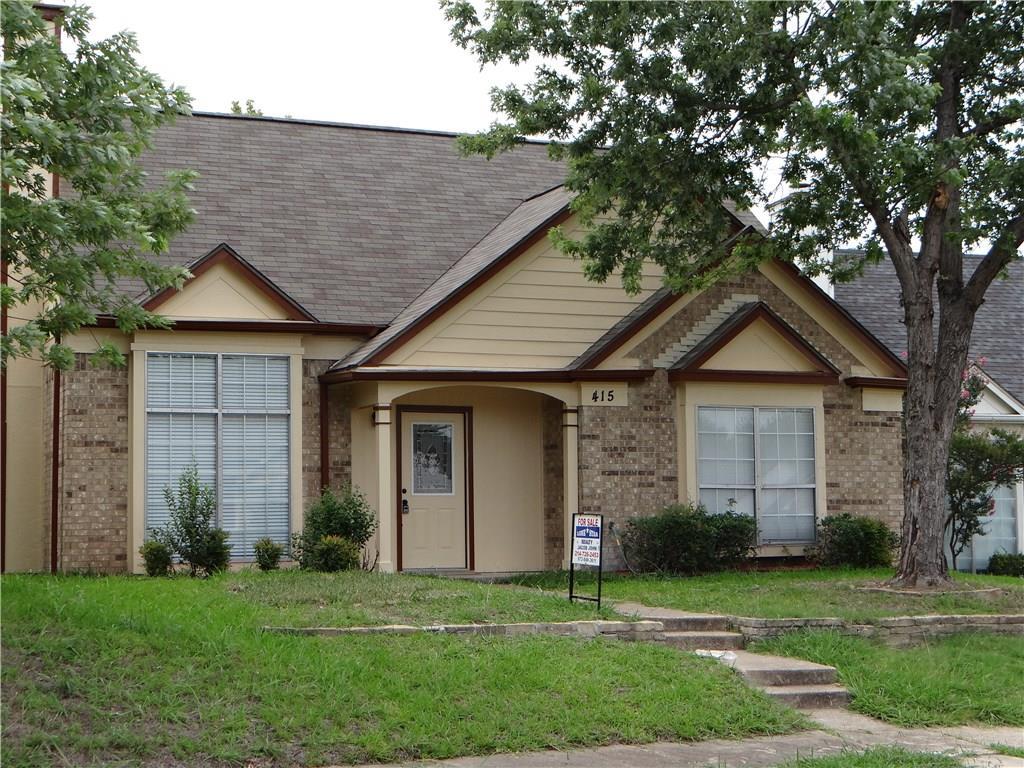 415 Gettysburg Street, Mesquite, TX 75149