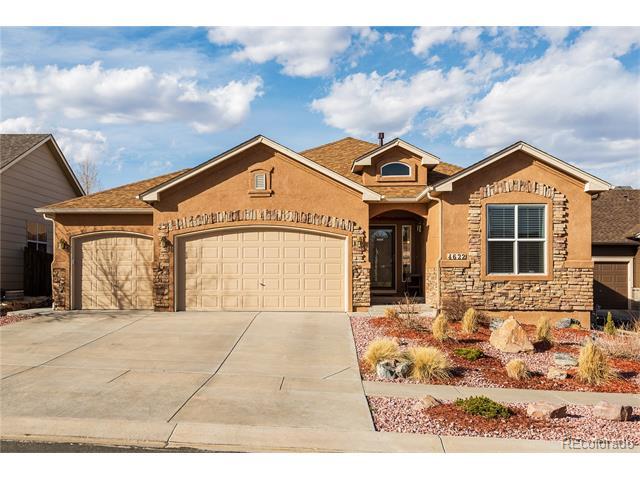 4622 Crow Creek Drive, Colorado Springs, CO 80922