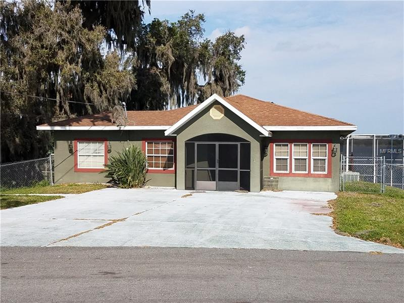 495 S TERRACE DRIVE, EAGLE LAKE, FL 33839