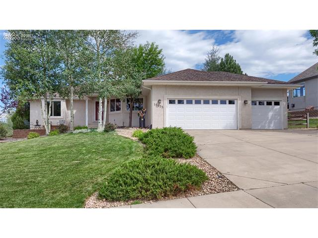 15955 Holbein Drive, Colorado Springs, CO 80921