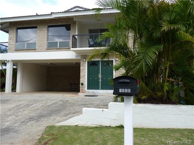 1330 Nanialii Street, Kailua, HI 96734