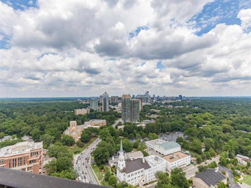 2660 Peachtree Road 39F, Atlanta, GA 30305