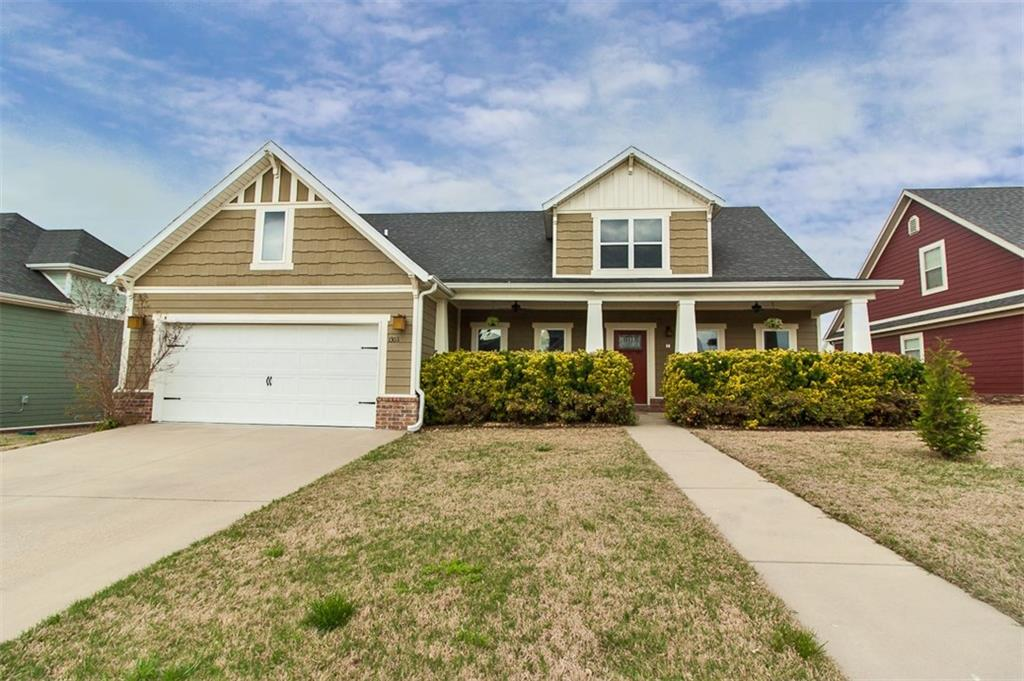 1308 Chancery LN, Cave Springs, AR 72718