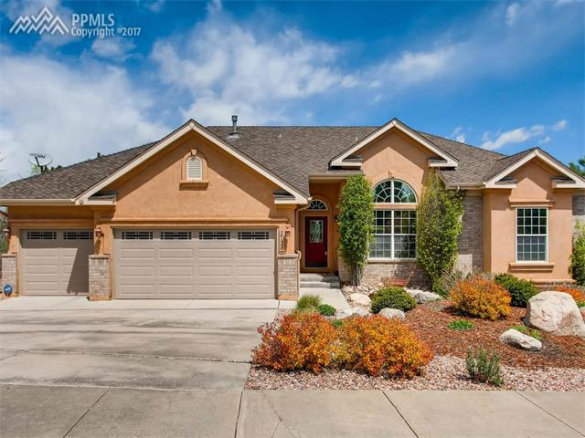 2134 Wake Forest Court, Colorado Springs, CO 80918
