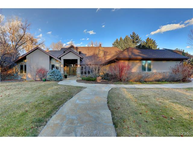 4245 S Bellaire Circle, Englewood, CO 80113