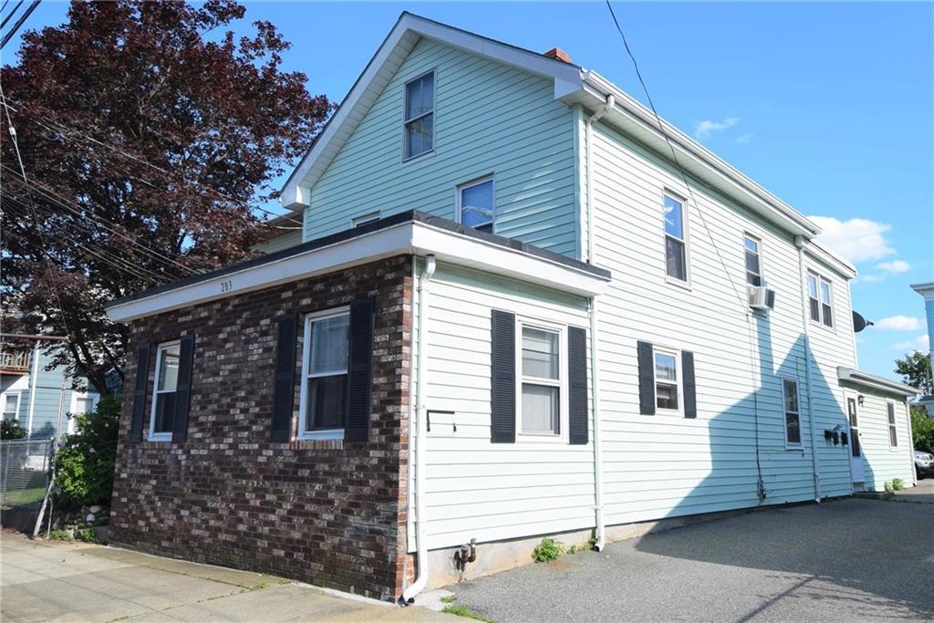 203 East ST, Pawtucket, RI 02860