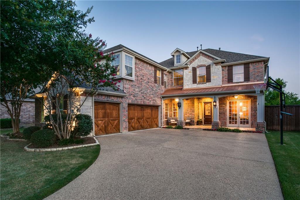 1305 Gladewater Drive, Frisco, TX 75033