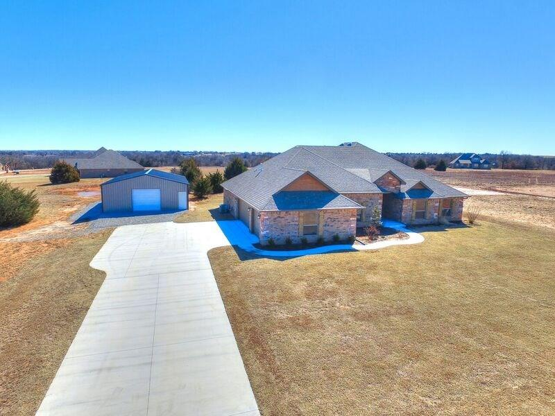 2269 Country Road 1312, Blanchard, OK 73010