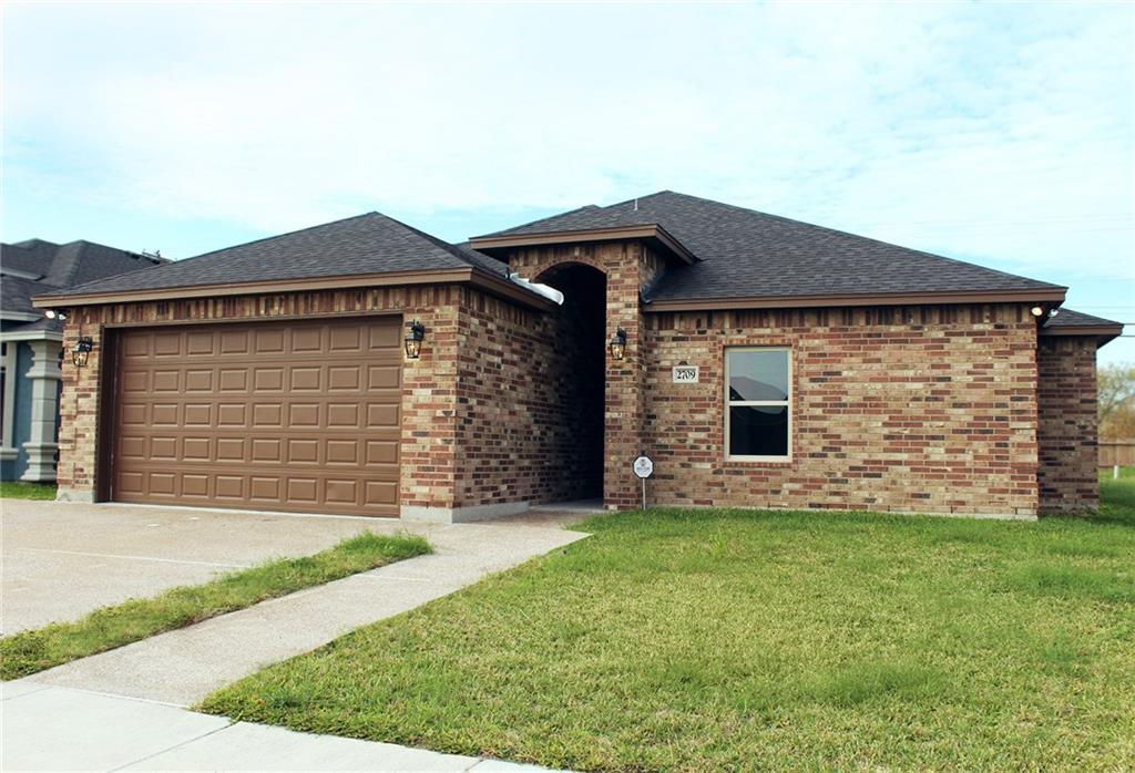 2709 Gold Rush Lane, Corpus Christi, TX 78410