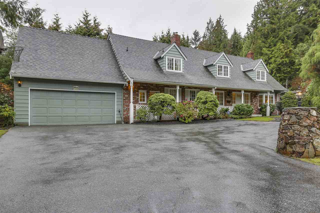 630 NEWDALE ROAD, West Vancouver, BC V7T 1W6