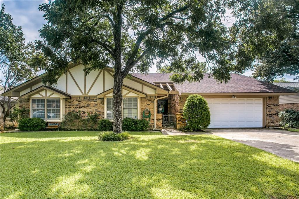 2321 Charred Wood Drive, Arlington, TX 76016