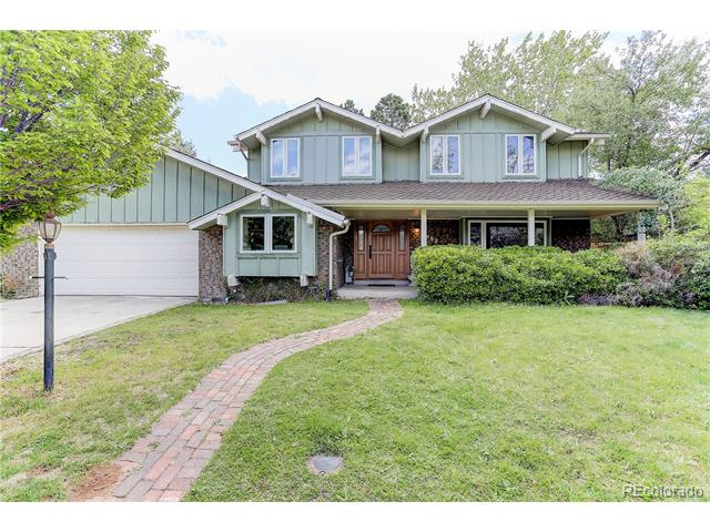 6452 S Heritage Place, Centennial, CO 80111