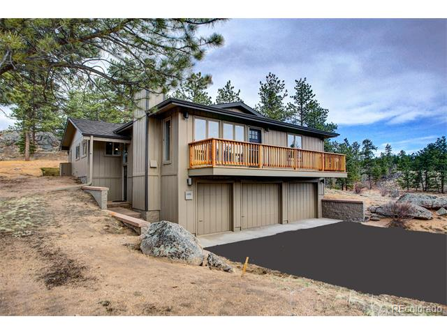 1070 W Fox Acres Drive, Red Feather Lakes, CO 80545