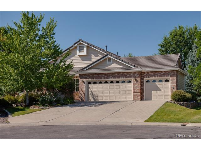 9021 Meadow Hill Circle, Lone Tree, CO 80124