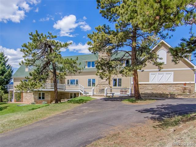 1128 County Road 65, Evergreen, CO 80439