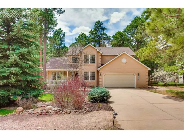 15919 Longmeadow Lane, Colorado Springs, CO 80921