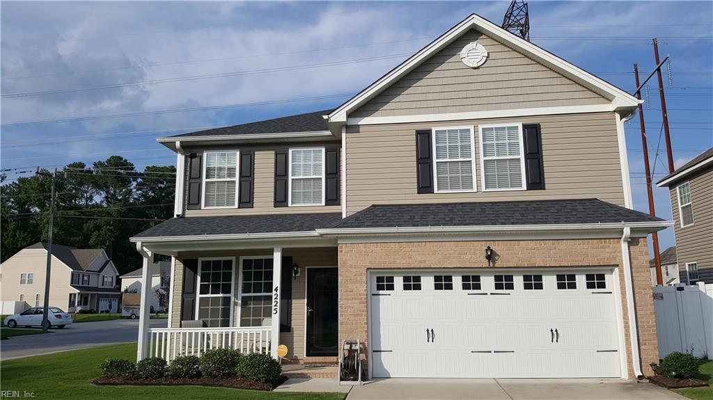 4225 HIGH TIDE WAY, Chesapeake, VA 23321