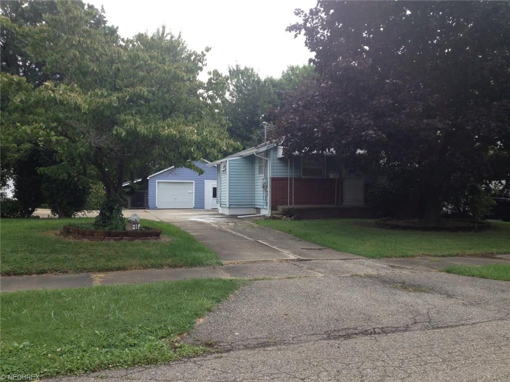 219 Highland Ave, Niles, OH 44446