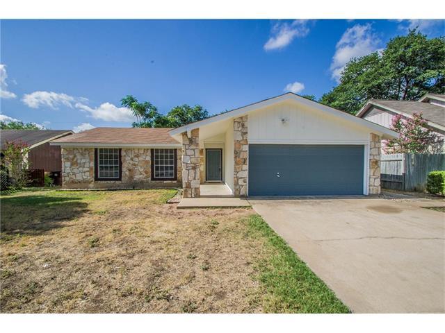 511 Buckboard Blvd, Round Rock, TX 78681