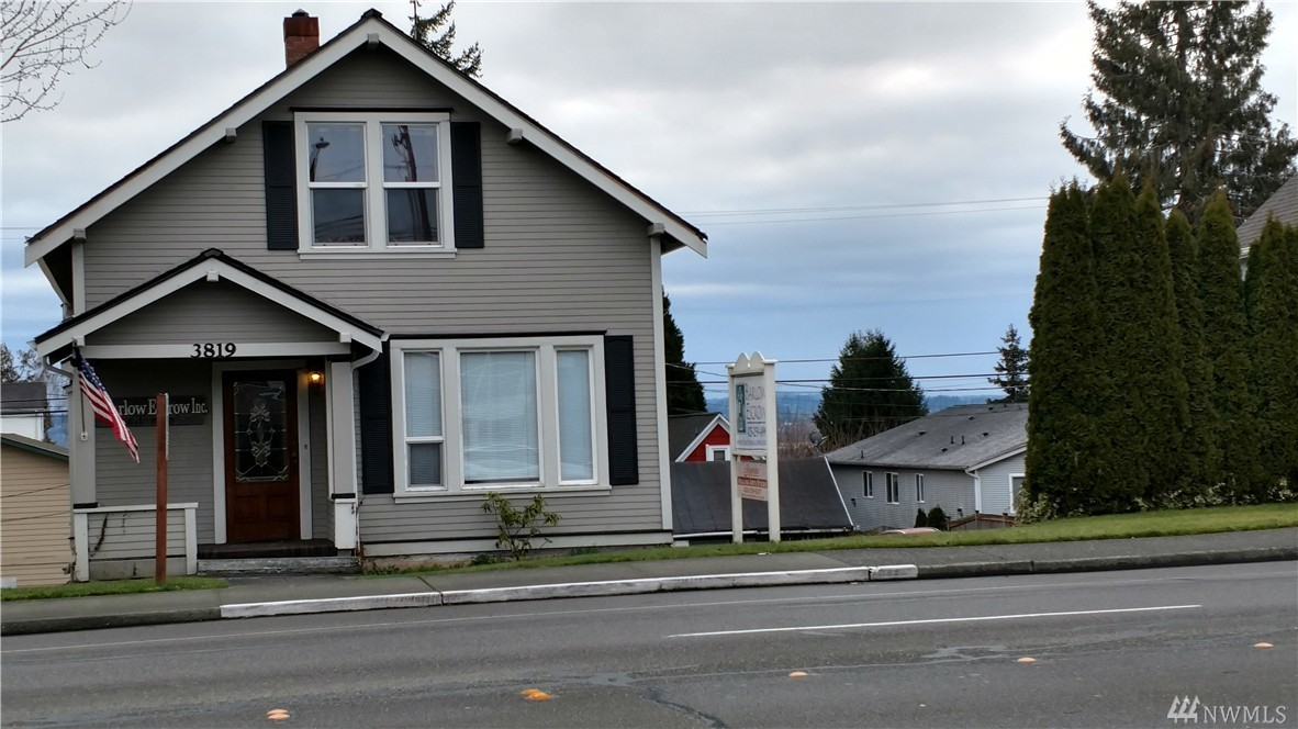 3819 Colby + lot 11 Ave, Everett, WA 98201