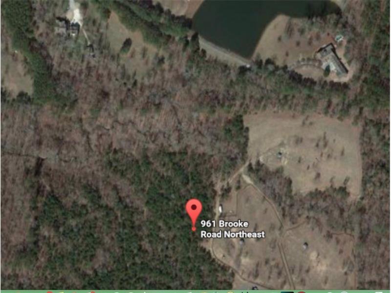961 NE Brooke Road, White, GA 30184