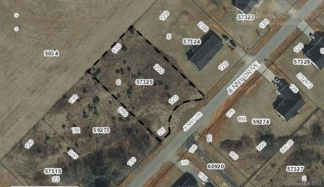 114 Jenny Drive Lot 6, Shelby, NC 28152